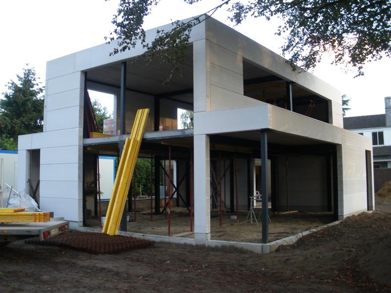 Staalbouw bmc for Staalbouw woningen